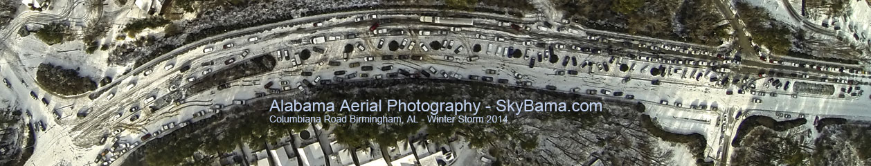 Alabama Aerial Photos
