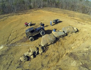 Rock Crawling in Hayden, AL