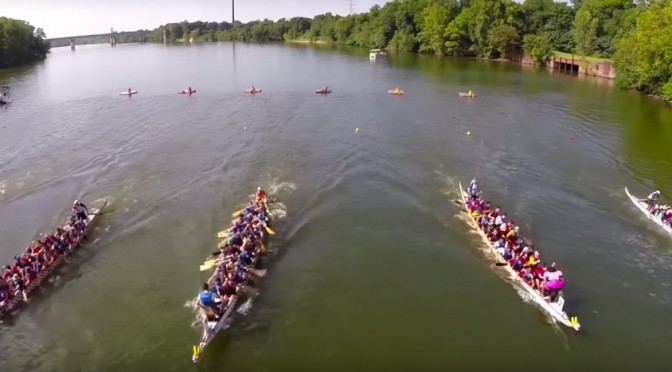 Montgomery Dragon Boat Race