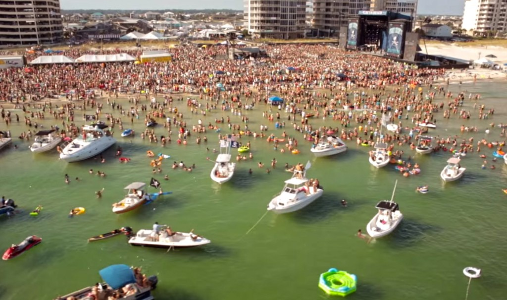 Kenny Chesney Music Video Uses Drones While Performing ...